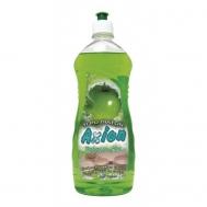 Axion Υγρό Πιάτων Πράσινο Μήλο 750 ml