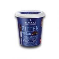 Sisinni Κρέμα Κακάο Bitter Vegan 400 gr