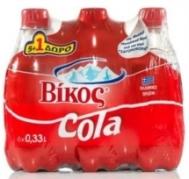 Βίκος Cola 6x330 5+1 Δώρο