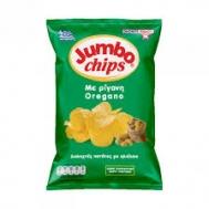 Jumbo Πατατάκια  με Ρίγανη 130 gr