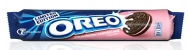 Oreo Μπισκότα Φράουλα 154 gr