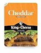 Ανανιάδης King oF Cheese Chedar  σε Φέτες 160 gr