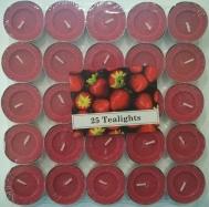 Αρωματικά Ρεσώ Φράουλα 25 Τεμάχια