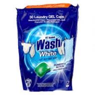 At Home Wash Caps 18 Τεμάχια