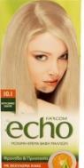 Echo Βαφή Μαλλιών No 10.1 με Εκχύλισμα Ελιάς και Βιταμίνη c 60 ml