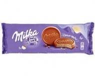 Milka Μπισκότα  Choco Wafer 150gr