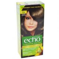 Echo Βαφή Μαλλιών No 7.9 με Εκχύλισμα Ελιάς και Βιταμίνη c 60 ml
