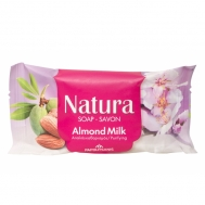 Papoutsanis Natura  Almond Milk Σαπούνι 90 gr