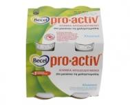 Becel Pro Active Ρόφημα Γιαούρτιου 4 Χ 100 gr