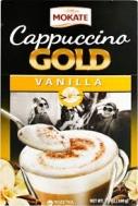 Mokate Cappuccino Vanilla  Στιγμιαίο Ρόφημα 8x12.5 gr