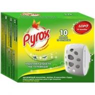 Pyrox Ηλεκτρική Συσκευή για Ταμπλέτες + 10 Ταμπλέτες Δώρο