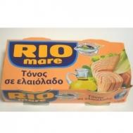 Rio Mare Τόνος σε Λάδι 2x160 gr