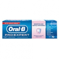 Oral B Pro Expert Proffesional Protection Sensitive & Whitenning Οδοντόκρεμα 75 ml