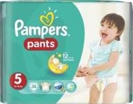 Pampers  Pants No 5 27 Τεμαχια