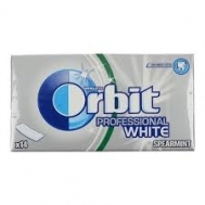 Orbit Τσίχλα White Spearmint 27 gr