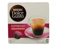 Nescafe Dolce Gusto Espresso Decaffeinato 96  gr