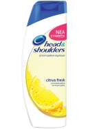 Head & Shoulders Citrus Fresh Σαμπουάν 400 ml