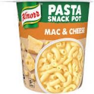 Knorr Pasta snack Pot με Σάλτσα Mac & TCheese 69 gr