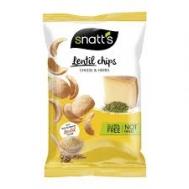 Snatts Τσιπς Κινόα με Τυρί & Μυρωδικά  85 gr