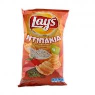 Lays  Ντιπάκια  Τομάτα και Μυρωδικά 74  gr
