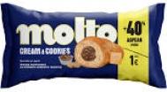 Molto Κρουασάν Cream & Cookie 110 gr