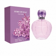 Story of Lilac Eau de Toilette 100 ml