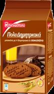 Παπαδοπούλου Πολυδημητριακά  Πρωινού 4 Δημητριακά & Σοκολάτα 160 gr