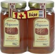 Θεάρεστον Μέλι 700 gr 1+ 1 Δώρο