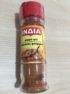 Ινδία Μίγμα για Πατάτες Φούρνου 40 gr