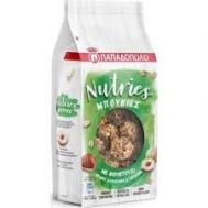 Παπαδοπούλου Nutries Μπουκίτσες με  Φουντούκι 125 gr