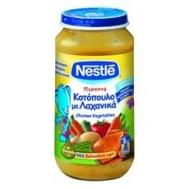 Nestle Περαστά Λαχανικά & Κοτόπουλο 250  gr