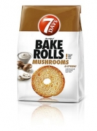 Bake Rolls Παξιμάδια Mushrooms & Cream 80 gr
