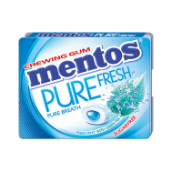 Mentos Pure Fresh Fresh Mint  28  gr