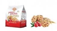 Βιολάντα  Μπουκίτσες  Βρώμης με Cranberries 125 gr