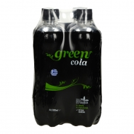 Green Cola 4x500 ml