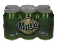 Μύθος Μπύρες 6+2 Χ 330 ml