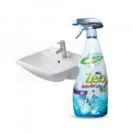 Zeo Cleaner Spray για Άλατα 750 ml
