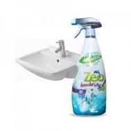 Zeo Cleaner Spray για Άλατα 750 ml