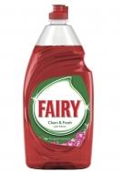 Fairy Clean & Fresh Υγρό Πιάτων Φρέσκα Λουλούδια 400 ml