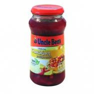 Uncle Ben's  Σάλτσα Γλυκόξινη με Έξτρα Ανανά 450 gr