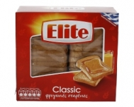 Elite Φρυγανιές Σίτου 250 gr