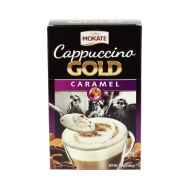 Mokate Cappuccino Caramel Στιγμιαίο Ρόφημα 8x12.5 gr