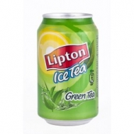 Lipton Ice Tea Πράσινο 330 ml