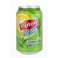 Lipton Ice Tea Πράσινο 330 ml