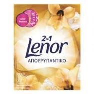 Lenor Σκόνη Πλυντηρίου Gold Orhidee 34 Μεζούρες