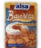 Alsa Βανιλέτα 6x7,5  gr