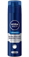 Nivea Extra Moisture Αφρός Ξυρίσματος 200 ml