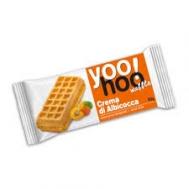 Yoohoo Βάφλα με Βερύκοκο 50 gr