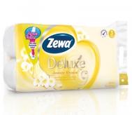 Zewa Deluxe Γιασεμί Χαρτί Υγείας 8 Ρολά