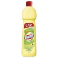 Εύρηκα Κρέμα Καθαρισμού Λεμόνι 500 ml